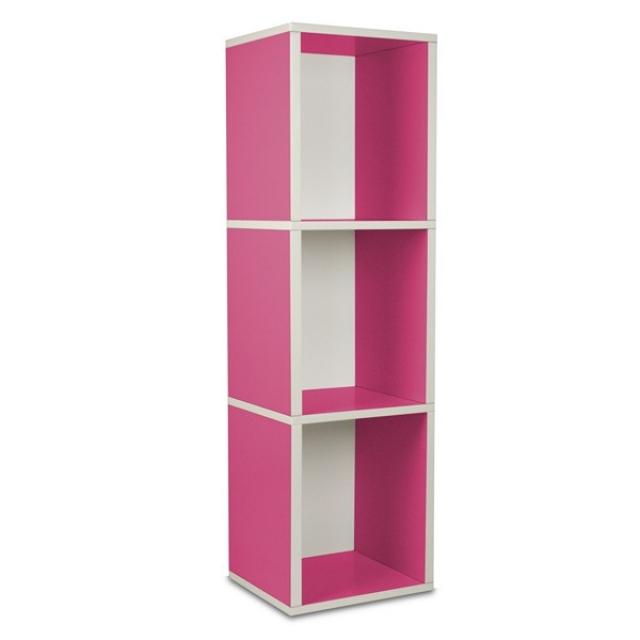 3er cube hoch kartonregale. Black Bedroom Furniture Sets. Home Design Ideas