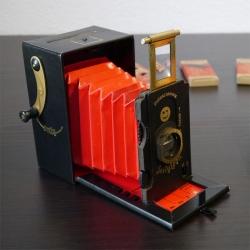 Jollylook Kamera aus Karton - Weltprem..