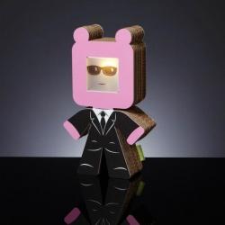 TED Hero Iena H3 + PHILIPS Energiesparlampe!!