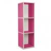 3er Cube hoch pink