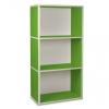 3er Cube breit grün